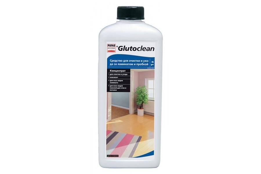 Glutoclean Средство для очистки и ухода за ламинатом и пробкой