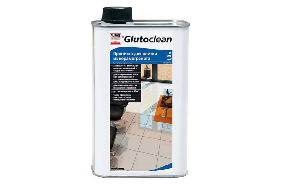 Glutoclean Пропитка для плитки из керамогранита