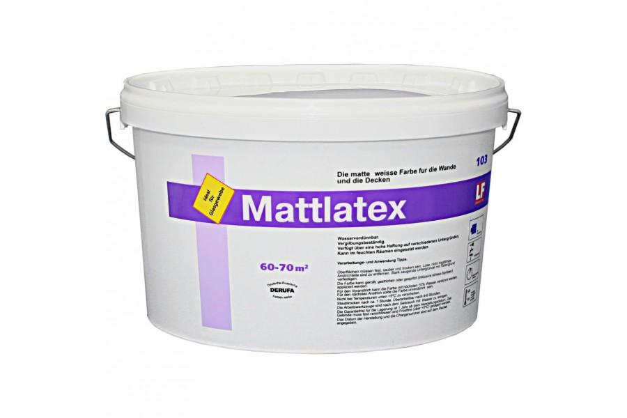 Derufa Mattlatex
