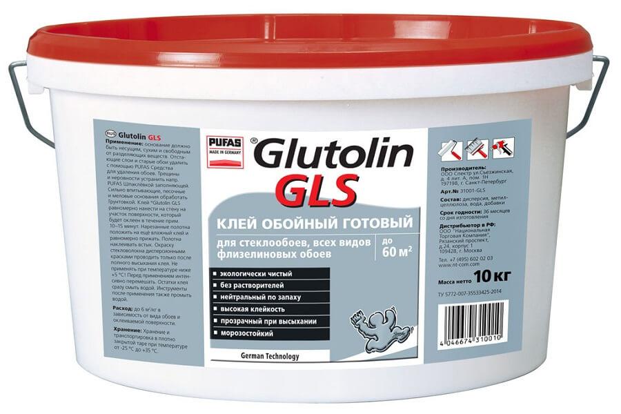 готовый Pufas Glutolin GLS