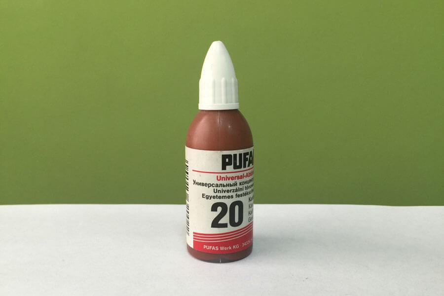 Pufas Pufamix 20